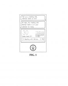 Apple - Display Screen with User Interface and Electronic Icon