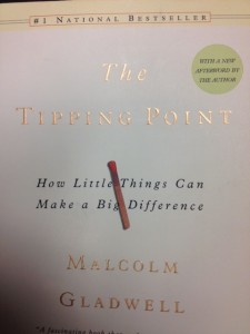 Picture of Tipping Point Book