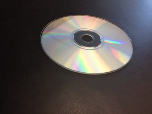 Picture of computer disc